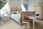 European Style House Plan - 4 Beds 3 Baths 2776 Sq/Ft Plan #927-18 Interior - Bedroom