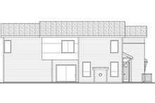 House Plan Design - Exterior - Other Elevation Plan #124-1004