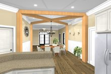 Craftsman Interior - Dining Room Plan #44-235