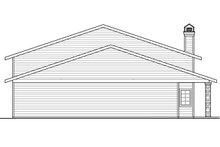 House Plan Design - Country Exterior - Other Elevation Plan #124-991