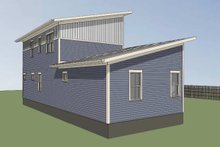 House Design - Modern Exterior - Other Elevation Plan #79-320