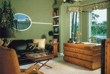 Colonial Interior - Bedroom Plan #417-666