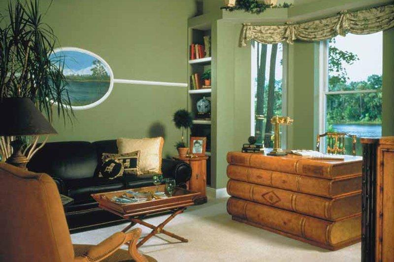 Colonial Interior - Bedroom Plan #417-666 - Houseplans.com