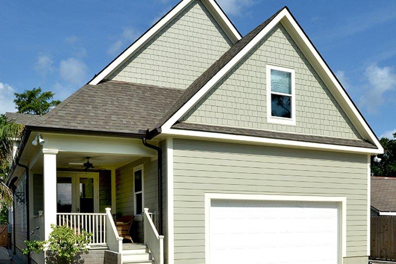 House Plan Design - Craftsman Exterior - Rear Elevation Plan #929-837
