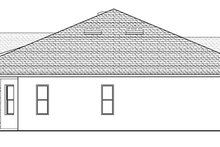 European Exterior - Other Elevation Plan #1058-130