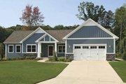 Craftsman Style House Plan - 2 Beds 2.5 Baths 1592 Sq/Ft Plan #928-164