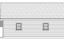 Dream House Plan - Traditional Exterior - Other Elevation Plan #932-108
