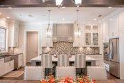 European Style House Plan - 3 Beds 2 Baths 2487 Sq/Ft Plan #430-154 Interior - Kitchen