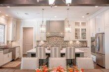 House Plan Design - European Interior - Kitchen Plan #430-154