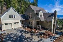 Home Plan - Craftsman Exterior - Front Elevation Plan #928-280