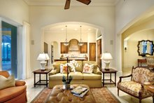 Home Plan - Mediterranean Interior - Other Plan #930-446