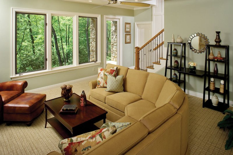Craftsman Interior - Other Plan #929-937 - Houseplans.com