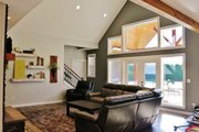 Craftsman Style House Plan - 4 Beds 2.5 Baths 2307 Sq/Ft Plan #1070-13 Interior - Family Room
