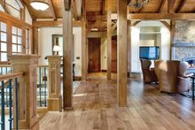 Dream House Plan - Craftsman Interior - Entry Plan #132-561