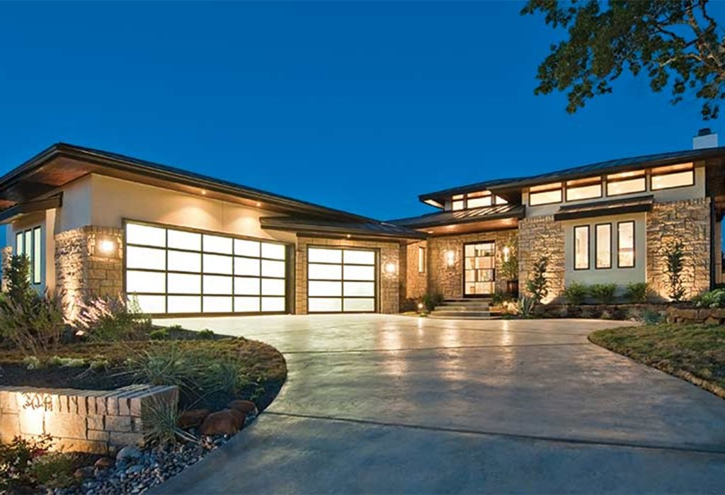 Contemporary Style House Plan 4 Beds 4 Baths 4237 Sq Ft