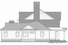 Home Plan - Country Exterior - Other Elevation Plan #928-284