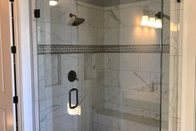 House Plan Design - Country Interior - Master Bathroom Plan #437-81