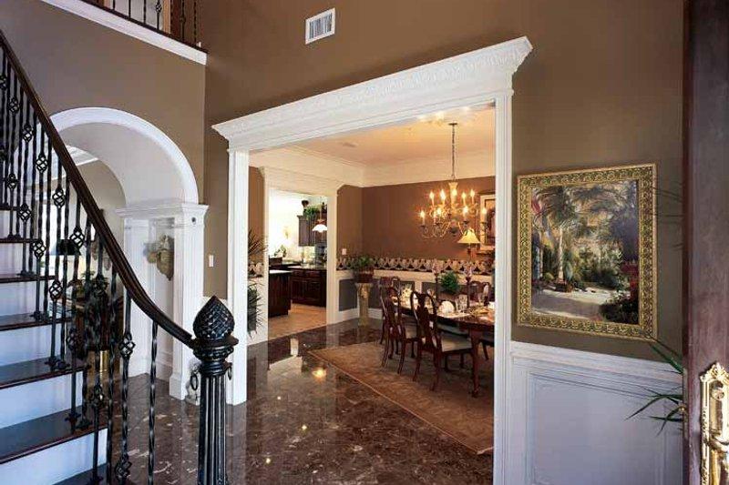 Classical Interior - Dining Room Plan #37-259 - Houseplans.com