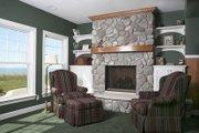 Colonial Style House Plan - 5 Beds 4.5 Baths 4852 Sq/Ft Plan #928-298 Floor Plan - Lower Floor Plan