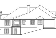 Country Exterior - Other Elevation Plan #927-409