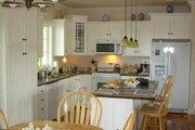Craftsman Style House Plan - 3 Beds 2 Baths 1800 Sq/Ft Plan #21-345 Interior - Kitchen