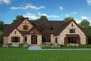 Craftsman Style House Plan - 3 Beds 3.5 Baths 2882 Sq/Ft Plan #929-928