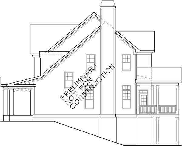 Architectural House Design - Traditional Floor Plan - Other Floor Plan #927-940