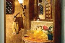 Mediterranean Interior - Bathroom Plan #930-97