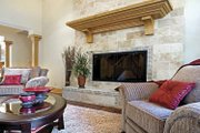 Contemporary Style House Plan - 4 Beds 4 Baths 7007 Sq/Ft Plan #951-2 Interior - Other