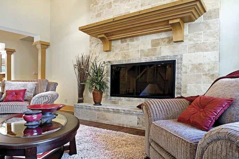 Contemporary Interior - Other Plan #951-2 - Houseplans.com