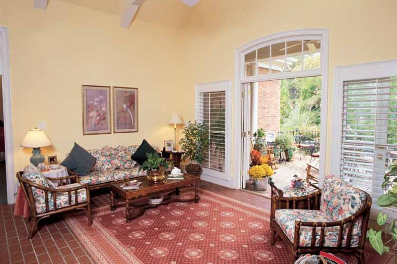 Classical Interior - Other Plan #54-189 - Houseplans.com