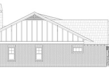 Southern Exterior - Other Elevation Plan #932-80