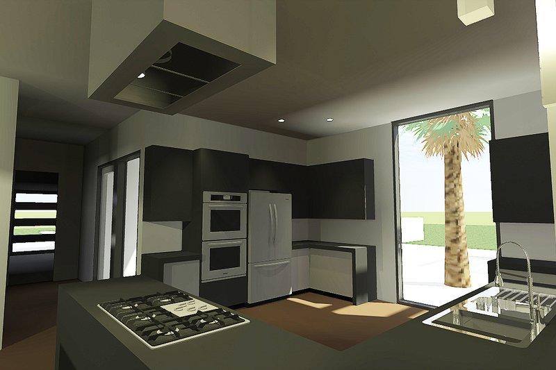 Modern Interior - Other Plan #64-228 - Houseplans.com