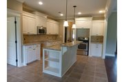 Ranch Style House Plan - 3 Beds 2 Baths 1778 Sq/Ft Plan #430-88 Interior - Kitchen