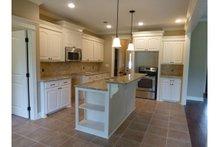 Ranch Interior - Kitchen Plan #430-88