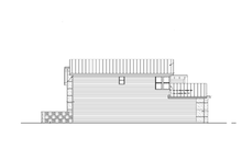 Exterior - Other Elevation Plan #569-19
