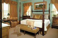 House Plan Design - Colonial Interior - Master Bedroom Plan #429-327
