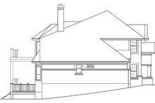 Dream House Plan - Mediterranean Exterior - Other Elevation Plan #472-298