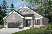 Country Style House Plan - 4 Beds 2.5 Baths 2141 Sq/Ft Plan #23-2243