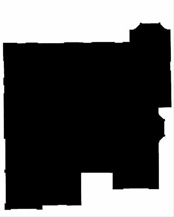 Country Floor Plan - Main Floor Plan Plan #429-125