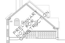 Home Plan - Colonial Exterior - Other Elevation Plan #927-174