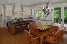 Country Interior - Kitchen Plan #928-265