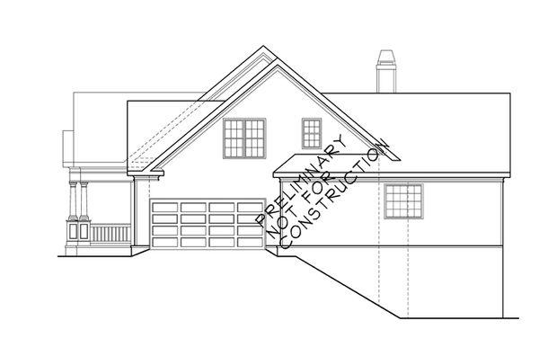 Craftsman Floor Plan - Other Floor Plan Plan #927-637