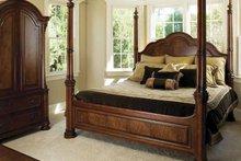 Traditional Interior - Master Bedroom Plan #929-708