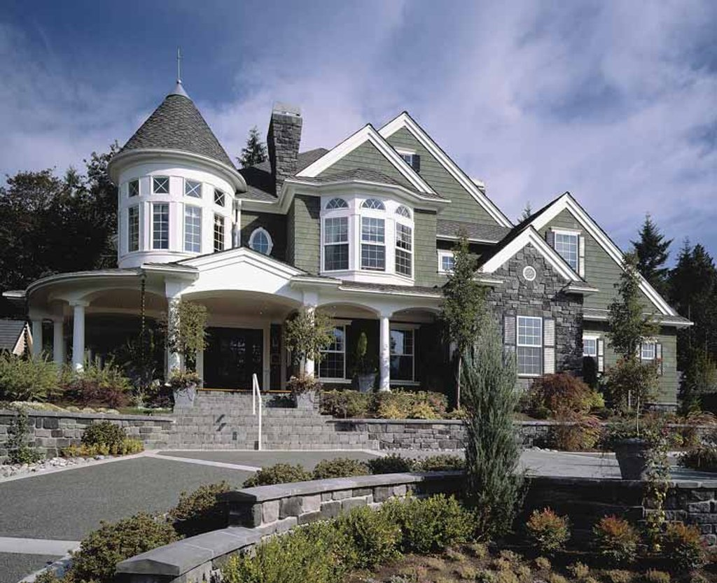 Victorian Style House Plan 4 Beds 4 5 Baths 5250 Sq Ft