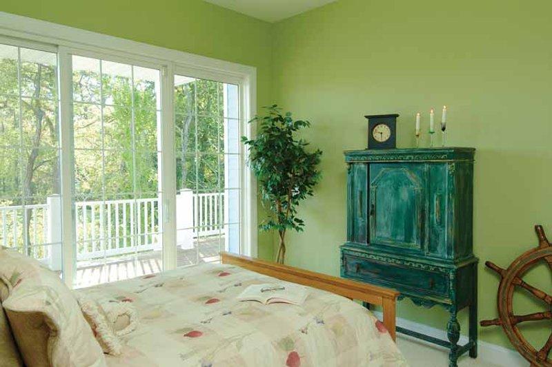 Traditional Interior - Bedroom Plan #930-121 - Houseplans.com