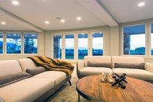 Modern Interior - Family Room Plan #920-18