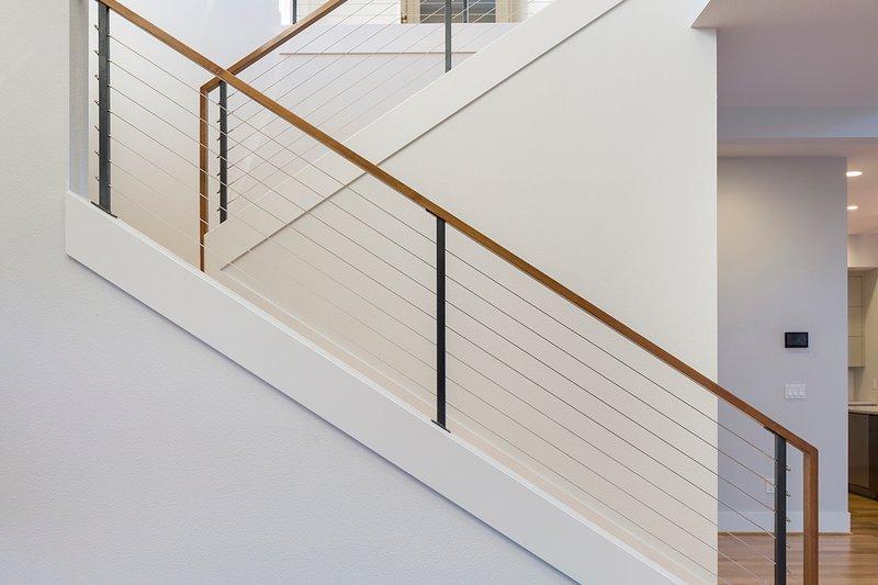 Contemporary Interior - Entry Plan #48-651 - Houseplans.com
