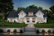 Farmhouse Style House Plan - 3 Beds 2.5 Baths 2668 Sq/Ft Plan #430-249