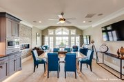 Craftsman Style House Plan - 5 Beds 4 Baths 3112 Sq/Ft Plan #929-839 Interior - Other